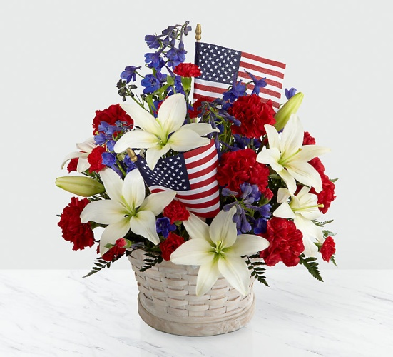 "American Gloryâ""¢ Bouquet"