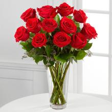 The Long Stem Red Rose Bouquet